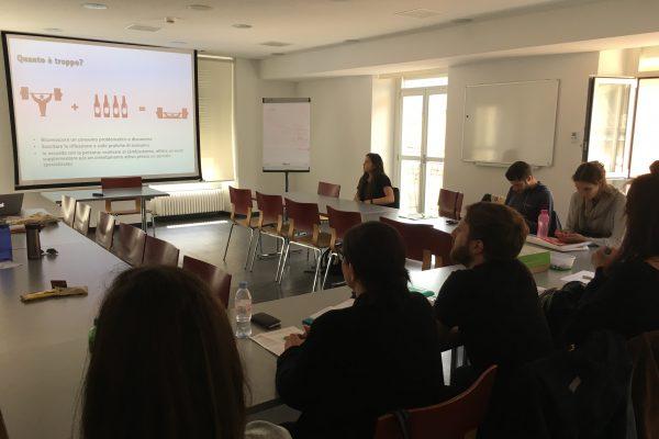Parlare di alcol con i migranti (attività Settimana alcol)