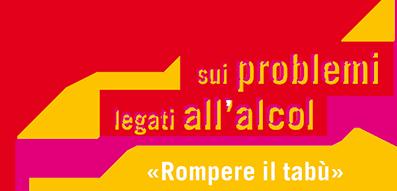 Giornata Nazionale sui problemi legati all'alcol 2020